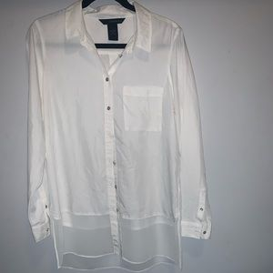 Calvin Klein size medium dress shirt